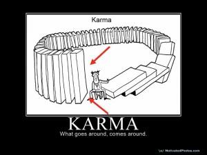 karma domino