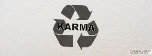 karma reciclagem